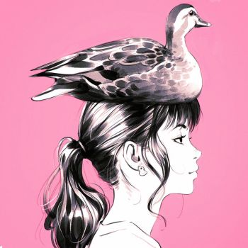 Duck by Kuvshinov-Ilya