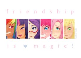 in love with my friends by Nika-Tachikawa