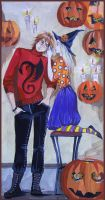 Halloween by vil-painter