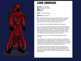 Lord-Umbrage by shubcthulhu