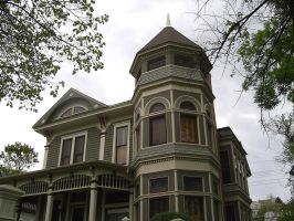 Victorian House Stock 1 by chamberstock