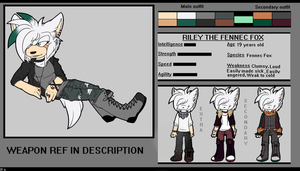Riley reference 2014 by ZeFrenchinator