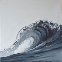 Crest of a Wave. sold by Rayvenjan