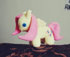 My little pony- Fluttershy- for sale by Kazeki-chan