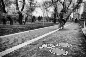 bike lane by pigarot