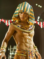 Egyptian King by poondq