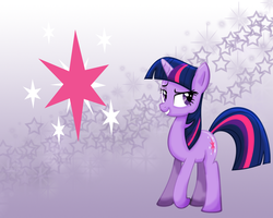 MLP: Twilight Sparkle Wallpaper by Togekisspika35