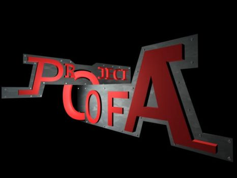Project Oofa Logo by RAWowner333