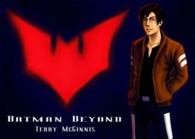 Batman Beyond: Terry McGinnis by Oniwolf12