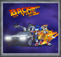 """""""Take Me Back in Time"""" by ChakotayDgryphon"""