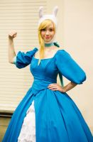 Fionna: Natasha Allegri Dress Cosplay by bhakri