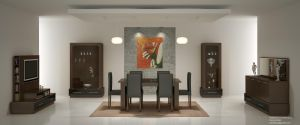 Sonart Dining Room Furniture 1 by cenkkara