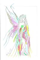 earth angel- fairy by Angels-Pixie-D