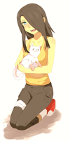 I have a kitty #Com. Sample by hyuugalanna