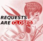 REQUESTS ARE NOW CLOSED! by DarKHunTeR89