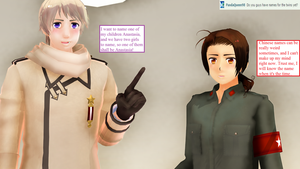 Ask Rochu Question 159 by MMD-AskRochu