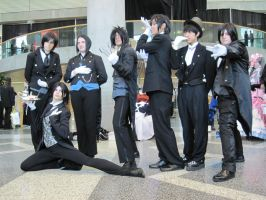 Sebastian Michaelis by TheSapphireDragon1