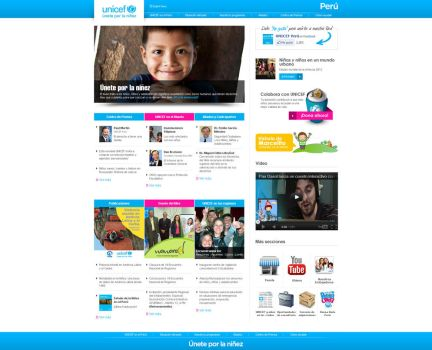 UNICEF Peru - Official Page by krisalva