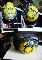 Janna and Blitz Headphones by kumiko5