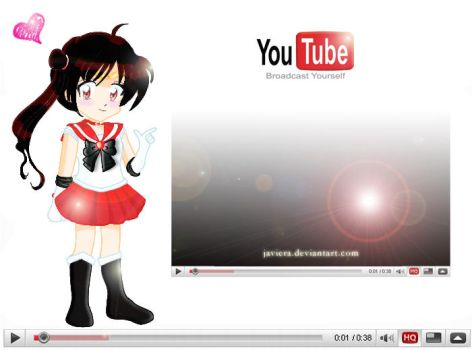Sailor Youtube by Javiera