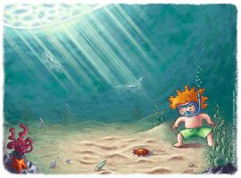 New Worlds: deep sea by Nuri7