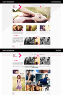 FasionSALON - webdesign by Wcreates