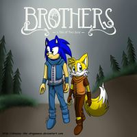 Brothers by drazzy-the-dragoness