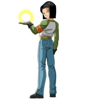 Android 17 - DBS #6 by SaoDVD