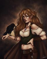 Rin by fdasuarez