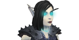 Bust Edit: Aphyxia by The-Serene-Mage