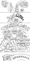 Timeshifting for Dummies by BleachcakeCosplay