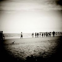 At the beach by ahley