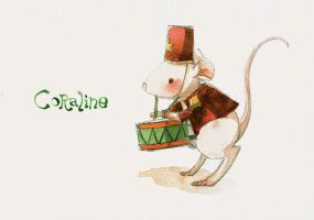 circus mouse by haleyhss