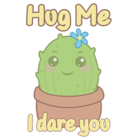 Happy Cactus Graphic by BlueTears15