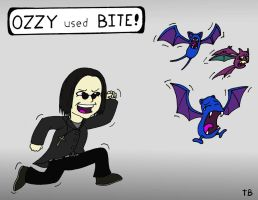 Ozzy Eats Pokemon by Terry2691