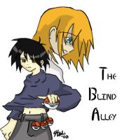 Blind Alley Cover Cover by OneWingedMuse