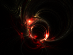 Red Hole by Wunio