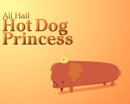 The Hot Dog Princess by JordanGosselin