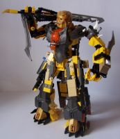 Steelax Master of Weapons (my Self-MOC) 12 by SteelJack7707