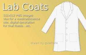 Lab Coats by guiwhore