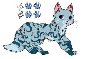 another one of starpaw by artfreak26