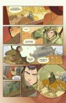 Project Waldo - Page 5 color by hughferriss