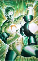 GREEN LANTERN by Ianrialdi