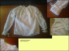 16th century shirt by Noctiped