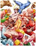 Street Fighter fan art by rogercruz