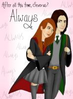 After all this time, Severus? by pieMASSACRE