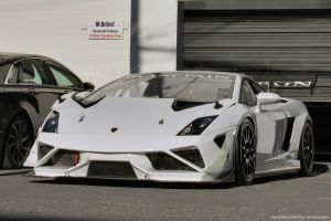 Super Trofeo Race Car by SeanTheCarSpotter