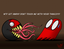 WTF YOUR NOT PACMAN!! by BLOODLUST-TEDDY-13