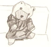 Sketch a teddy by xxdeadpassionxx