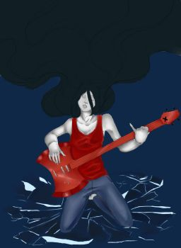 MArceline by ryuukoelric